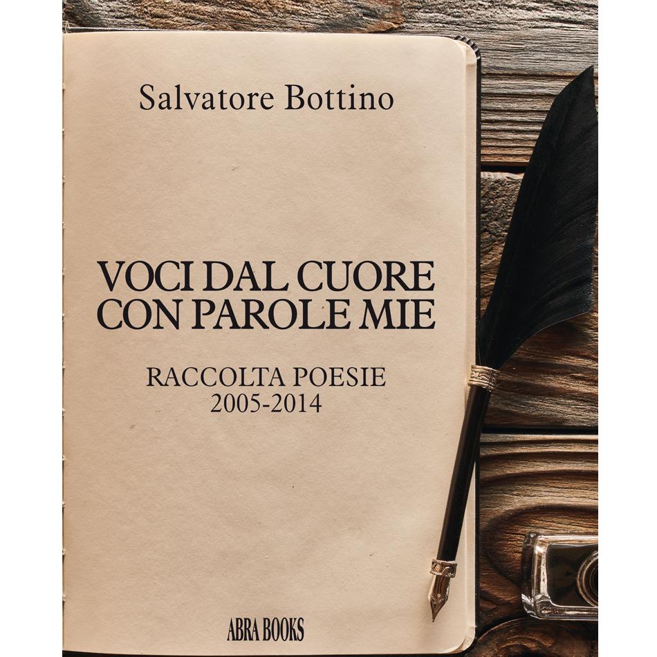 Salvatore Bottino, VOCI DAL CUORE  CON PAROLE MIE - Raccolta poesie  2005-2014